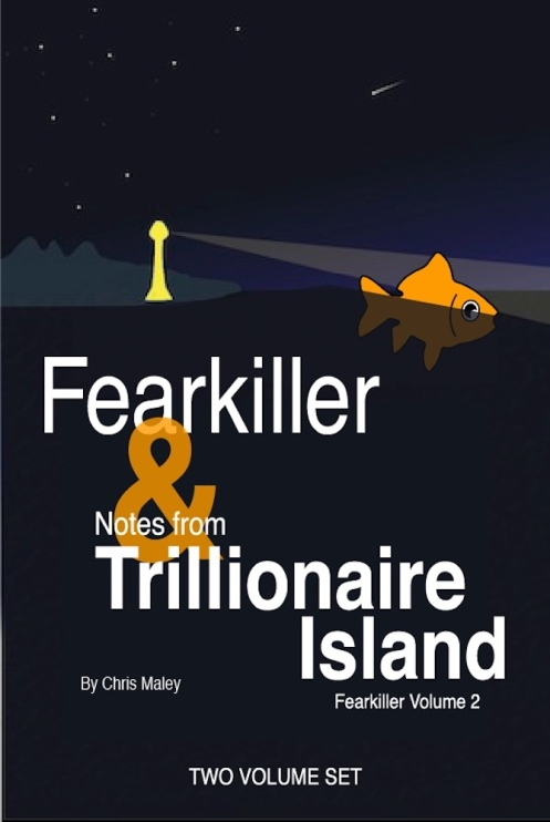 Fearkiller.Two Volume Set