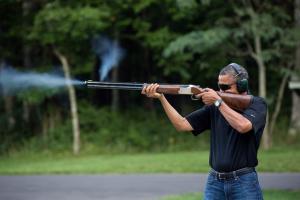 Obama Skeet