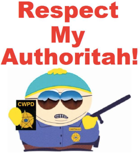 Hall Monitor Cartman