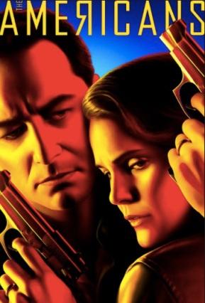 The Americans Season 6 Poster