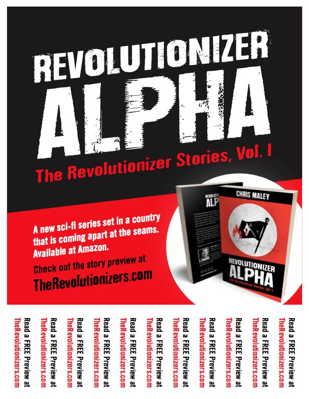 Revolutionizers Poster
