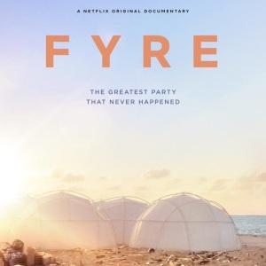 Fyre Festival Netflix Poster