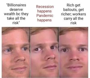 Billionaires deserve wealth